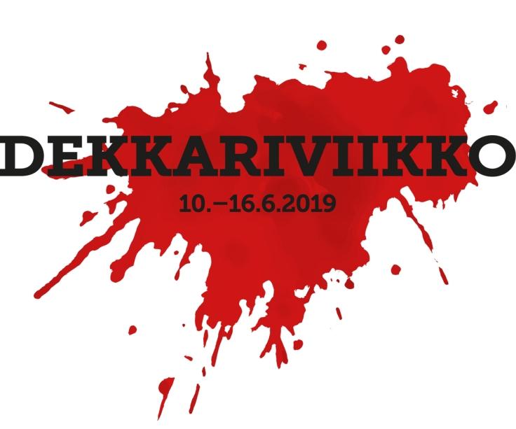 Dekkariviikko 2019